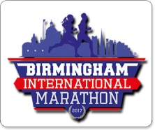 Birmingham International Marathon Logo